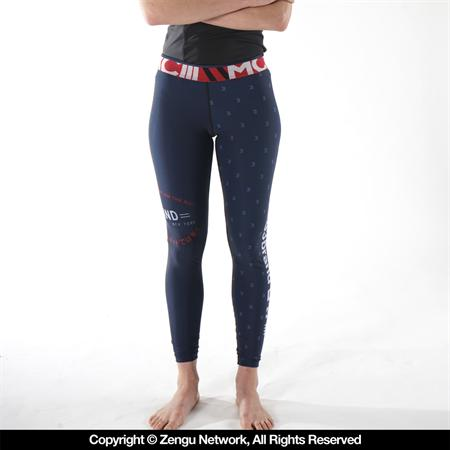 93 Brand Womens Americana Grappling Spats